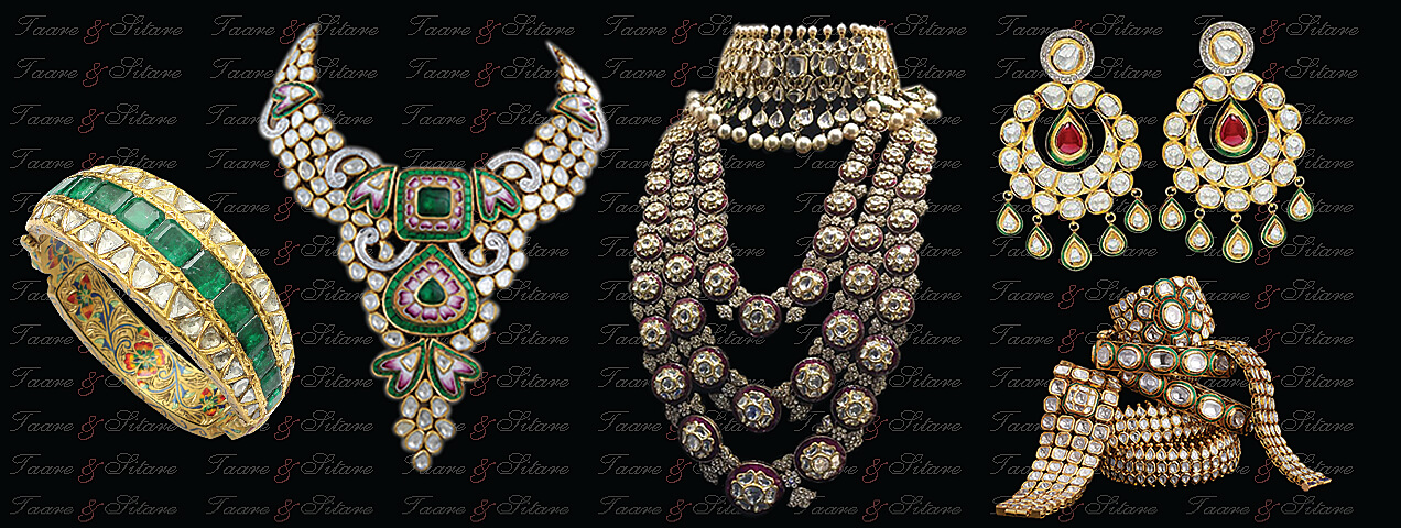 Traditional Jadau Jewelry